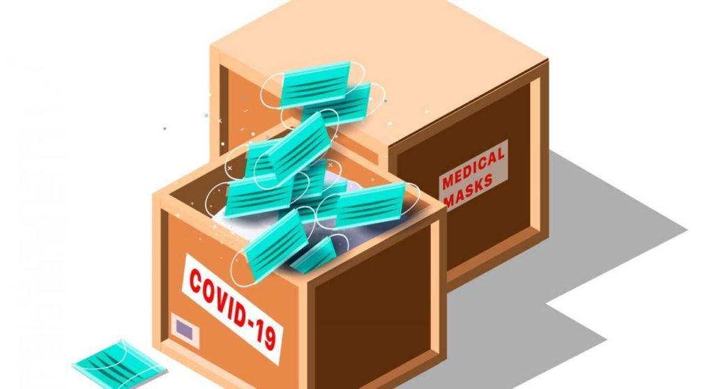 imagen cajas COVID19